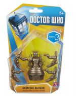 "Doctor Who 3.75"" Action Figure Wave 3 - Skovox Blitzer Articulated"